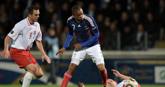 Francja skromnie pokonała Luksemburg (fot.PAP/EPA)