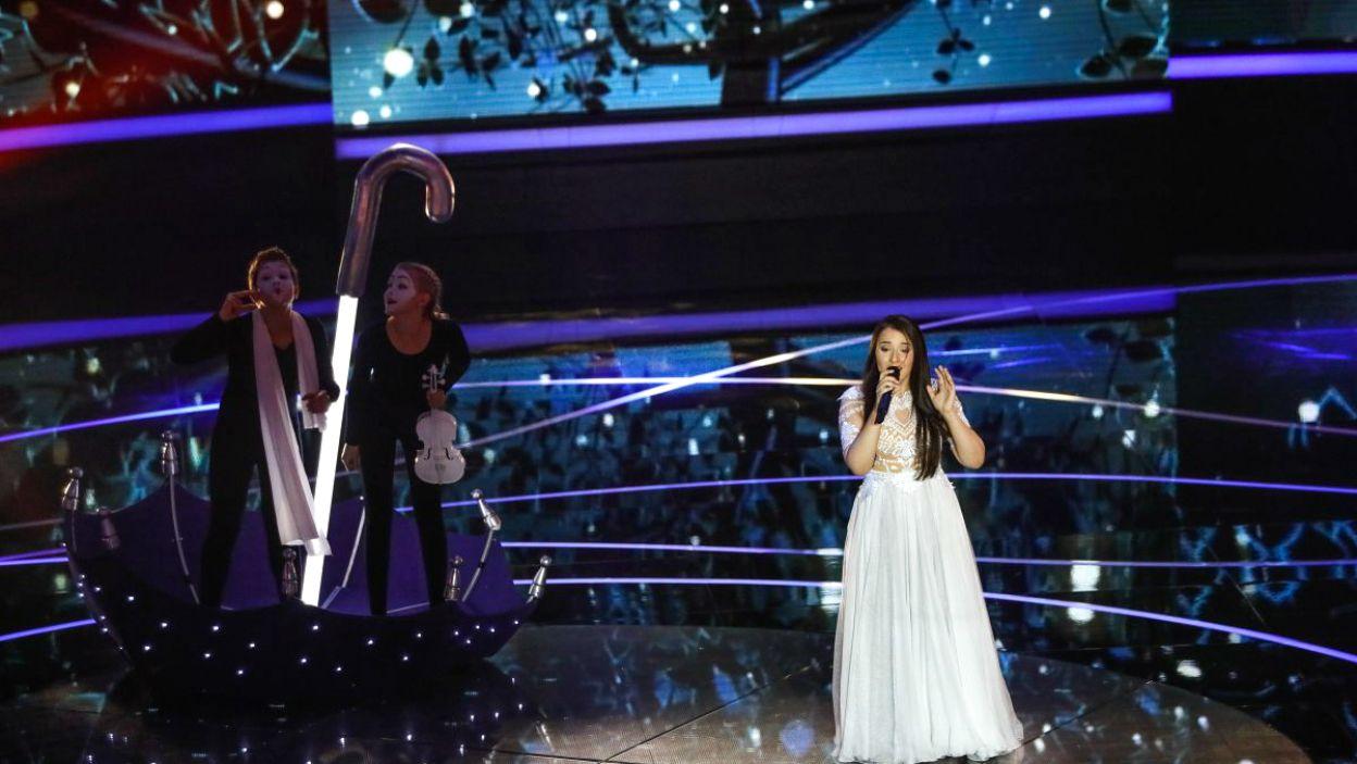 Sofia Rol z Ukrainy (fot. Andres Putting/EBU)