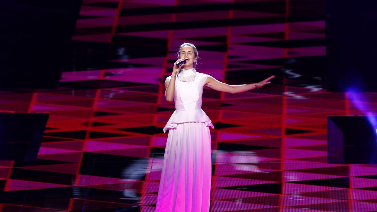 Reprezentantka Czech Gabriela Gunčíková, to piosenkarka o niesamowitej skali głosu (fot. Andreas Putting)
