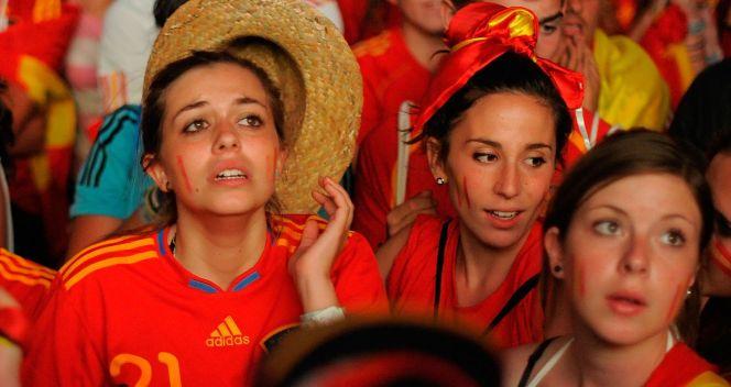 Bliskie łez po niewykorzystanych okazjach (fot. Getty Images)