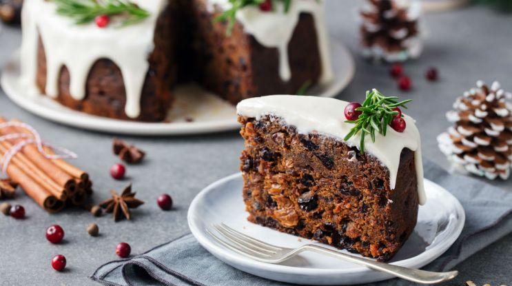 Świąteczne ciasta FIT