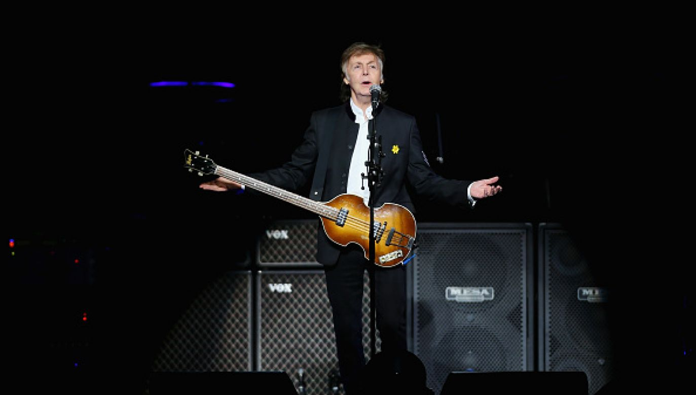 Paul McCartney uczcił pamięć swojego przyjaciela (fot. Don Arnold/WireImage)