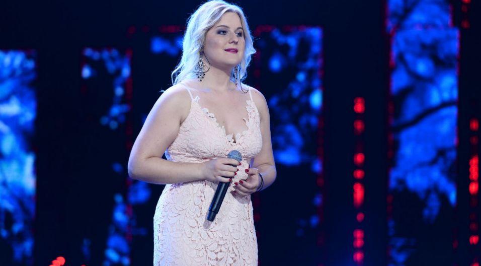 """Aneta Nayan nieczęsto śpiewa po polsku. Utwór """"Nowy dom"""" to wyjątek (fot. TVP)"""