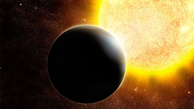 Planeta Kepler-90i jest o okolo 1/3 większa od Ziemi (fot. ESO/NASA)