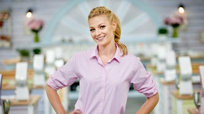 Kasia Kołeczek (fot. TVP)