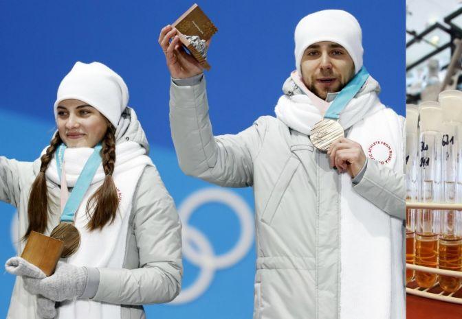 Medalista olimpijski na dopingu. Potwierdza to próbka B
