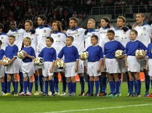 Reprezentacja Włoch (fot. Cezary Korycki)