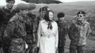 Na krawędzi wojny. Odc. 5. Wojna Thatcher