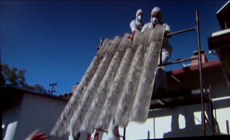 Do piątku można składać wnioski o usunięcie azbestu