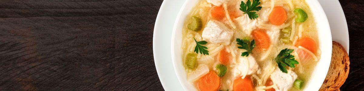 Kurza zupa