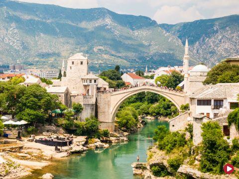 Makłowicz w podróży, Bośnia i Hercegowina – Mostar