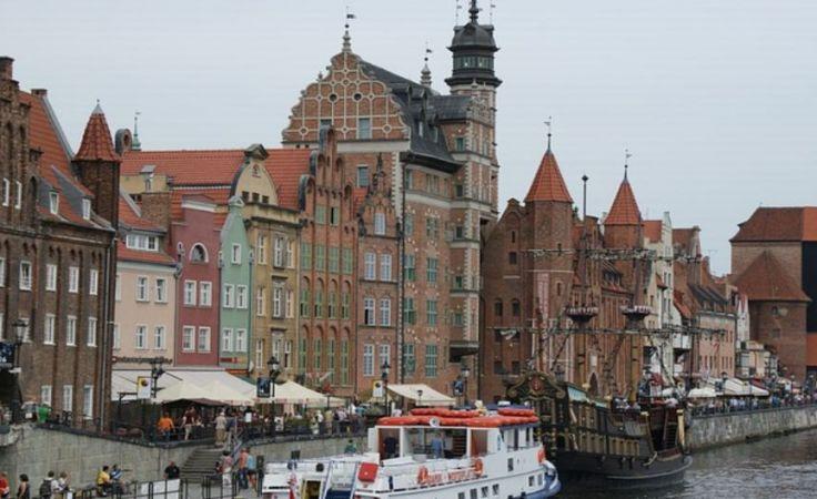 Mieszkańcy Gdańska obchodzą Święto Miasta