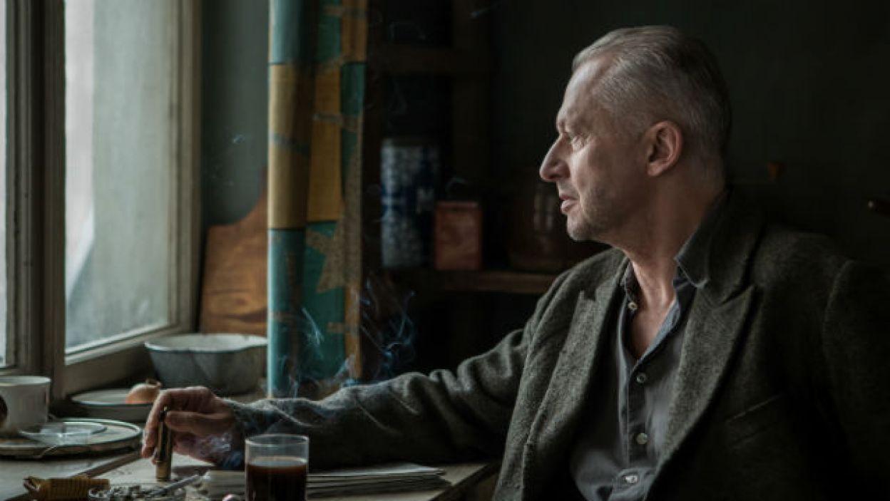 """Bogusław Linda zagrał w """"Powidokach"""" (fot. TVP)"""