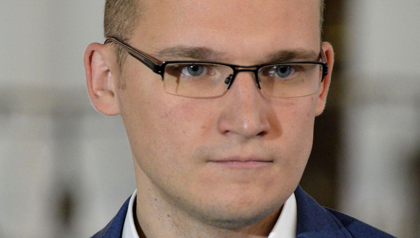 Paweł Szefernaker został wiceministrem MSWiA (fot. Wikimedia Commons/Adrian Grycuk)
