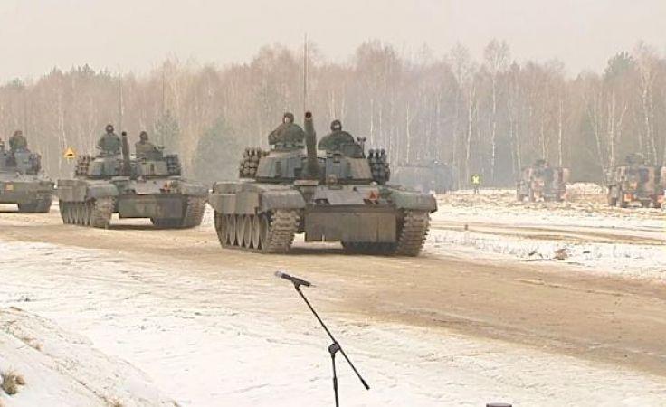 Łotewska misja pancerniaków. Wejdą w skład wielonarodowego batalionu