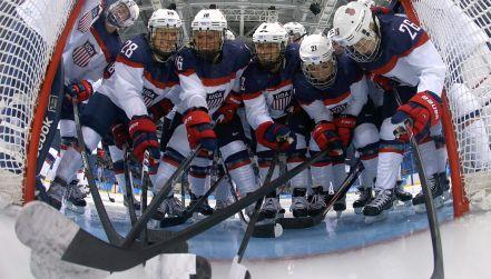 Finał hokeja kobiet będzie jednym z najfajniejszych wydarzeń IO