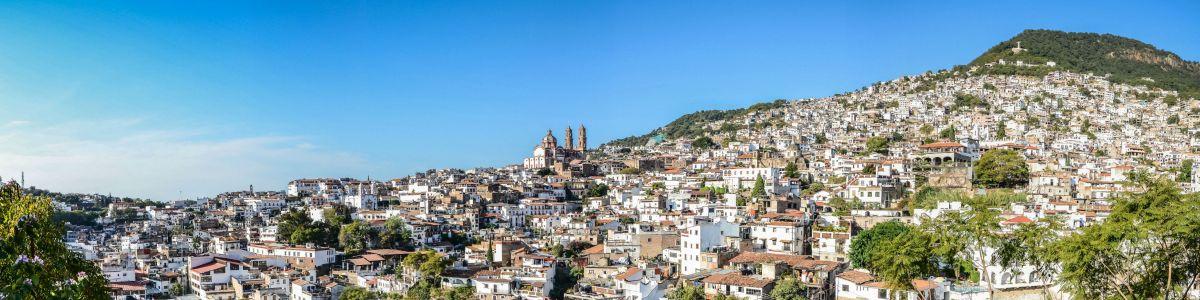 Taxco, miasto srebra