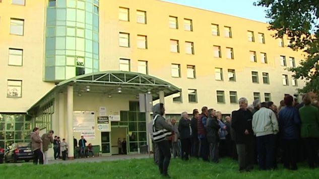 Sprawą szpitala w Opatowie zajmowaliśmy się na antenie TVP Info