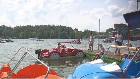 W oczekiwaniu na sezon. Kraina tysiąca jezior wypatruje turystów