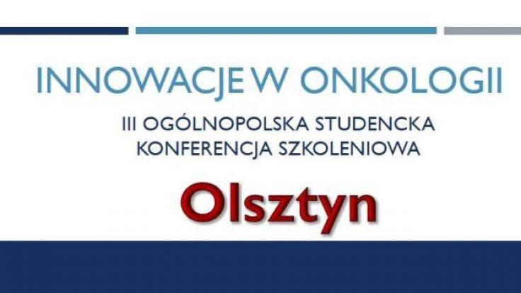 """Wideokonferencja """"Innowacje w Onkologii"""" odbędzie się w sobotę 14 kwietnia"""