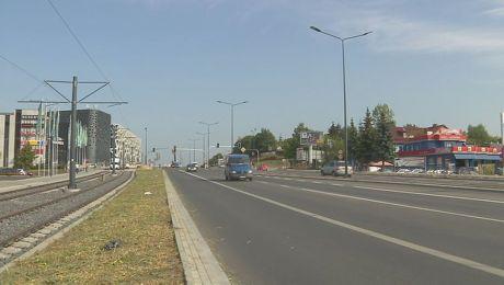 Ulica Sikorskiego została w pełni otwarta w ostatnim tygodniu sierpnia.