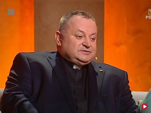 ks. prof. Waldemar Cisło