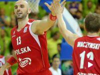Polski basket w Rio? Dwie szanse męskiej drużyny