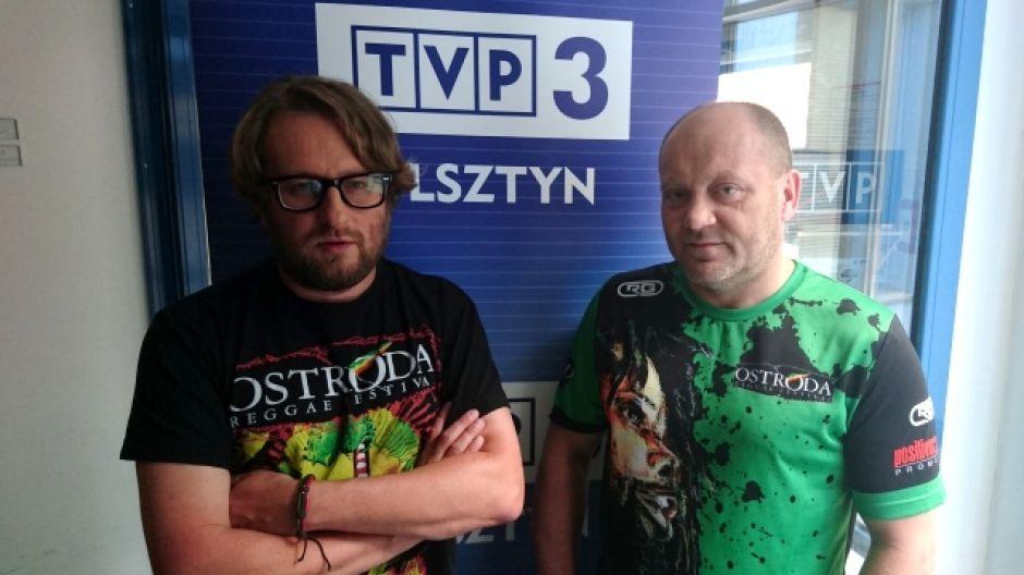 Artur Munje, Centrum Kultury w Ostródzie, Piotr Kolaj dyrektor Ostróda Reggae Festival