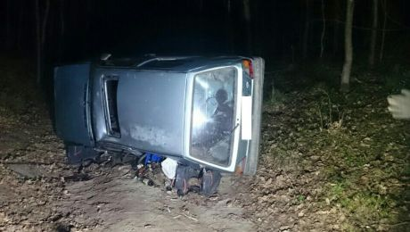 Śmiertelny wypadek. Kierowca zginął na miejscu.