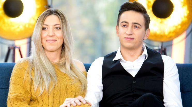 Małgosia i Paweł czekają na dziecko