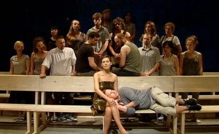 Lubuski Teatr rozpoczął sezon od miłosnej tragedii