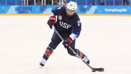 Hokej: Danielle Cameranesi przypieczętowała zwycięstwo Amerykanek