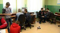 W Chmielniku dzieci lgną do szkoły nawet w ferie