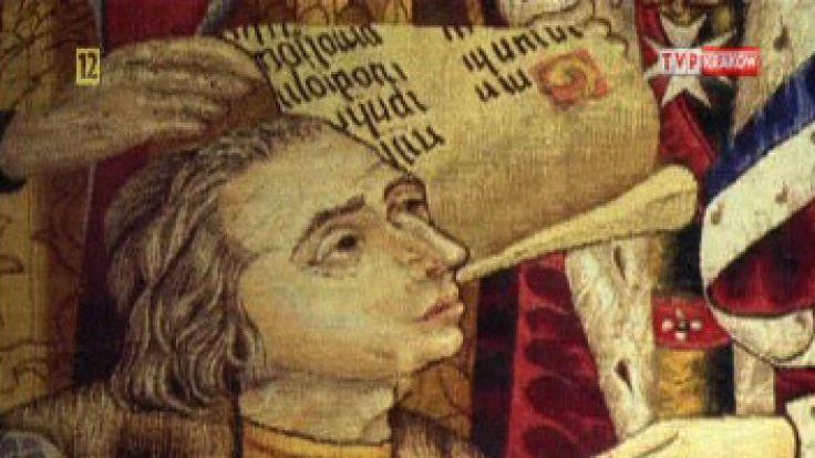 Kadr z filmu Kolumb jest nasz Macieja Grabysy i Jarosława Mańki