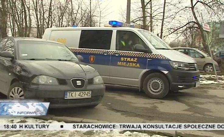 Koszmar z parkowaniem w okolicach Grunwaldzkiej