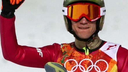 Retro igrzyska: złoty skok Stocha na dużej skoczni w Soczi