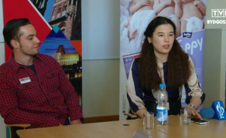 Studenci z Europy mówią o opiece nad obłożnie chorymi
