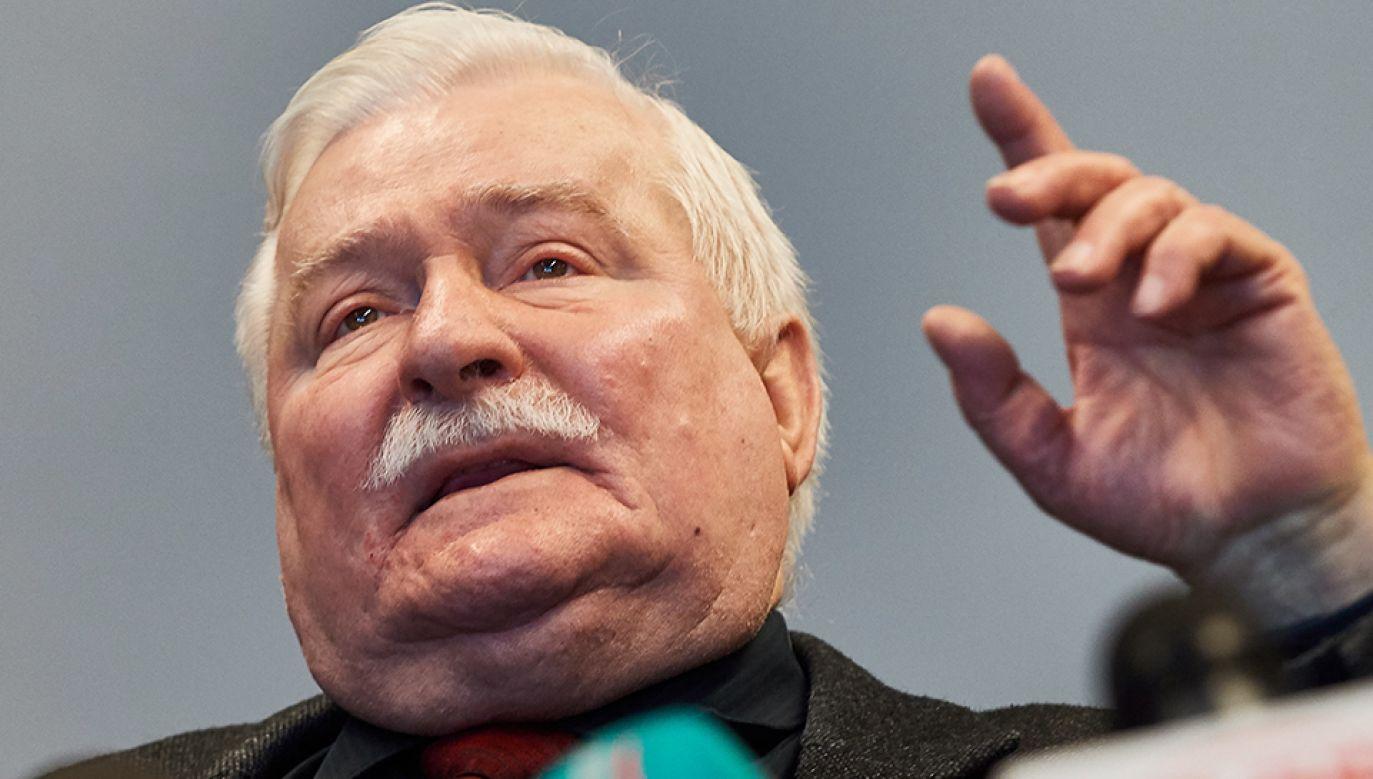 Lech Wałęsa (fot. PAP/Adam Warżawa)