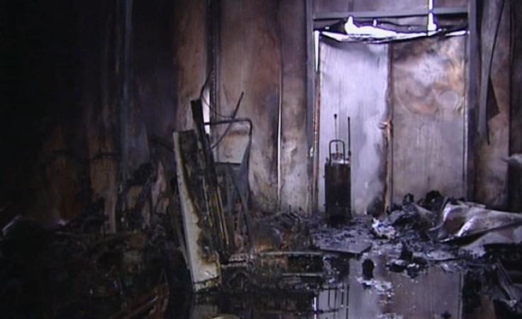 Przedsiębiorca stracił w pożarze 20-letni dorobek pracy