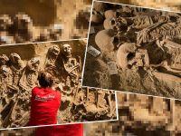 W centrum Paryża znaleźli ukryty... cmentarz. Może mieć kilkaset lat