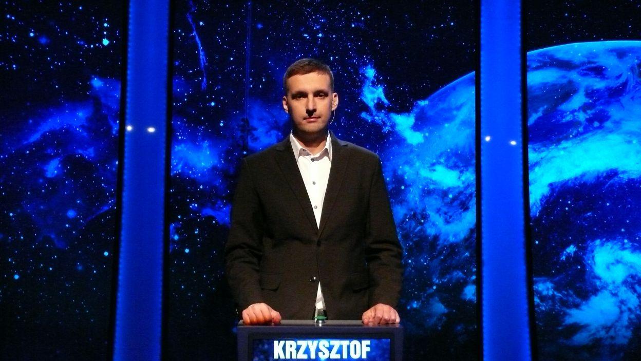 Krzysztof Downar - zwycięzca 15 odcinka 100 edycji
