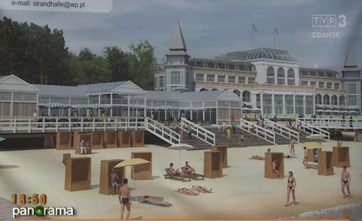 Hotel zamiast Hali Plażowej w Brzeźnie?