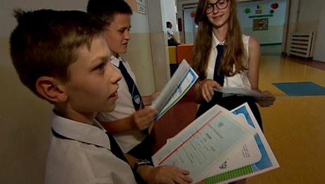 Ponad 350 tysięcy uczniów z Podkarpacia zakończyło rok szkolny