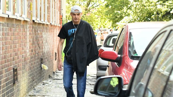 Uniewinniony Tomasz Komenda opowiada o piekle, które przeżył (fot. PAP/Maciej Kulczyński)