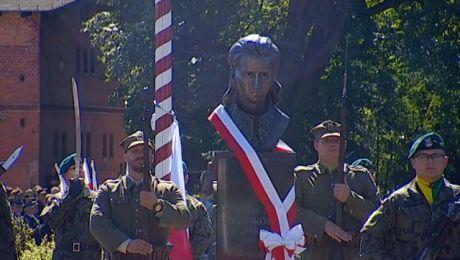 Odsłonięto pomnik sanitariuszki Armii Krajowej