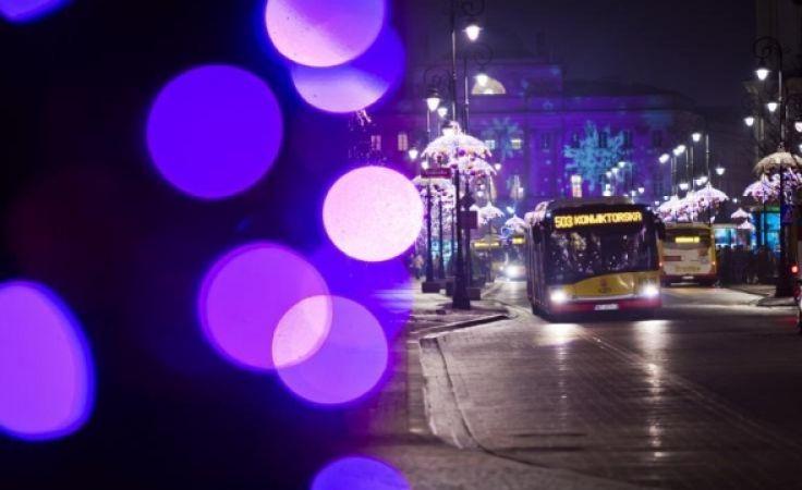 Zmiany w komunikacji miejskiej/fot.ZTM