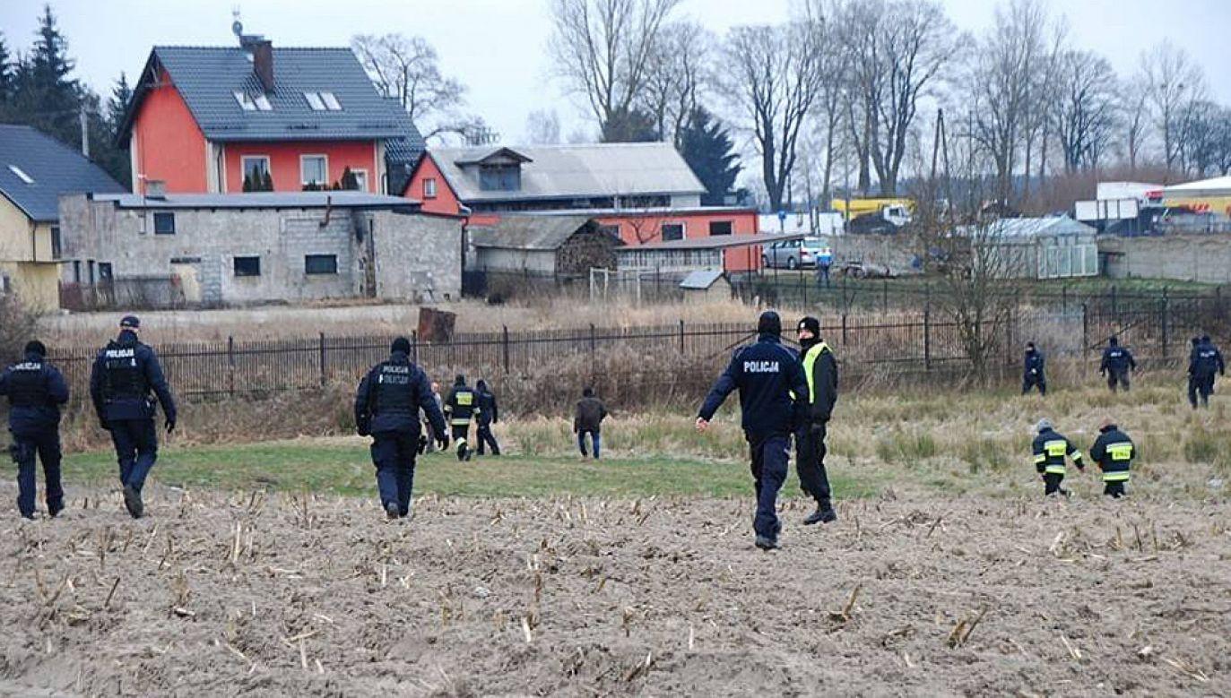 Policja wszczęła poszukiwania (fot. KPP Chojnice)