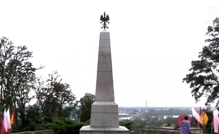 Uczcili pamięć tych, co zatrzymali bolszewików we Włocławku w 1920 r.