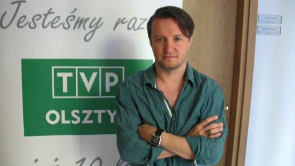 Grzech Piotrowski, muzyk, organizator festiwalu