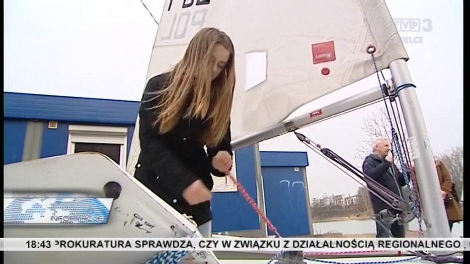 Zagle Kielce: Telewizja Kielce nad Zalewem